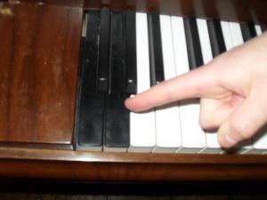 Castle H piano