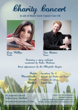 Charity Concert with Tim Horton